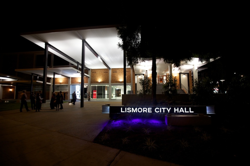 Lismore City Hall