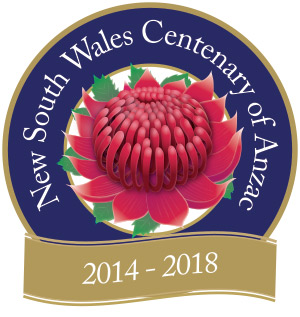 NSW Centenary of Anzac