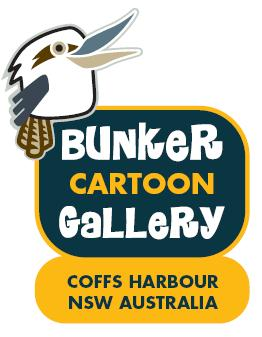 Bunker Cartoon Gallery
