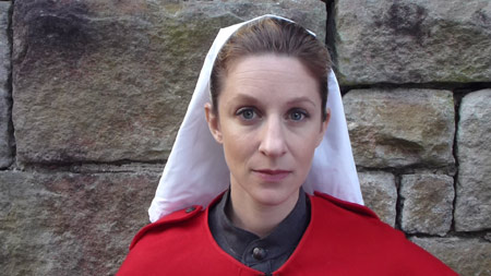 Kate Skinner as Sister Florence Whiting